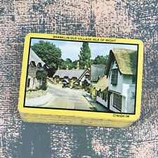 Vintage Playing Cards Souvenir Shanklin Old Village Isle of Wight