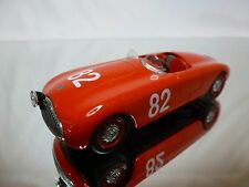 STARLINE MODELS STANGUELLINI 100 SPORT RACE CAR - RED 1:43 - GOOD CONDITION