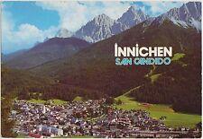 VAL PUSTERIA S.CANDIDO - GRUPPO DEI TRE SCARPERI - INNINCHEN (BOLZANO) 1993