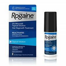 MENS Rogaine Foam EXP 2022/04 ONE MONTH SUPPLY (2 FL OZ)