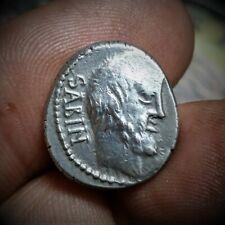 Rome, 89 BC. AR denarius