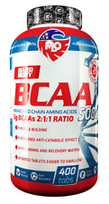 MLO Nutrition Hard Body BCAA 5000 Aminosäuren Regeneration 400 Tabletten