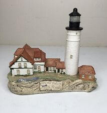 Portland Head Me #125 Harbour Lights 1991 Retired By Younger & Associates