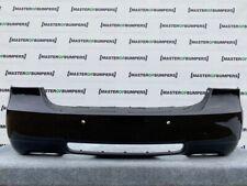 BMW M3 SALOON ONLY E90 2008-2013 REAR BUMPER IN BLACK GENUINE [B124]