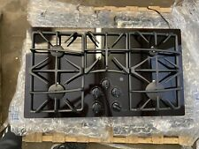 Ge Jgp5536Dlbb 36 Inch Natural Gas Cooktop with 5 Sealed Burners