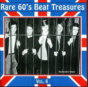 60s Beat & Garage 'Rare 60's Beat Treasures Vol.6 ( The Mirror / Big Boy Pete )