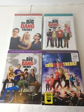 The Big Bang Theory First Second Third Fifth Season 1 2 3 5 DVD Series Comedy