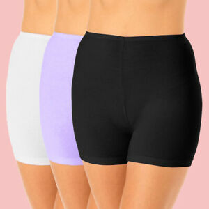 ANTI-CHAFING COTTON STRETCH FITTED BOXER 18 20 22 24 26 28 30 32 34 36 BNWT