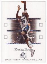2002-03 SP Authentic #SPA1 Michael Jordan SAMPLE Basketball Card