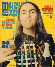 MAGAZINE MUZIEK EXPRES JANUARI 1974  - ROLLING STONES/SLADE/DAVID BOWIE/OSMONDS