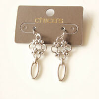 New Chicos Knot Drop Dangle Earrings Gift Fashion Women Party Holiday Jewelry FS
