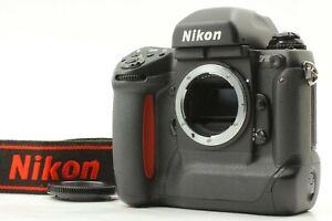 【MINT SN#31xxxxx Late Model】Nikon F5 35mm SLR Film Camera Black + Strap ✈️ JAPAN