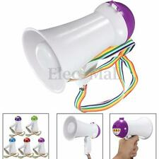 Portable Foldable Handheld Megaphone Loud Speaker Amplifier Recorder Bullhorn