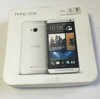 HTC ONE Beats Audio 32GB Mobile Phone Retail Box Only White