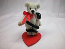 "World of Miniature Bears 2.5""/5"" Plush Bear Slinky #1120 CLOSING"