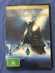 The Polar Express - DVD - Region 4 - Free Postage - Aussie Seller