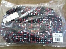 KipLing Sasha Travel Tote Carry-On Crossbody Shoulder Bag Trolley Multi Dots$144
