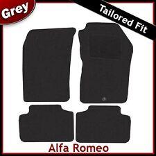 ALFA ROMEO GT 2004 2005 2006 2007... 2010 montato su misura moquette tappetini Grigio