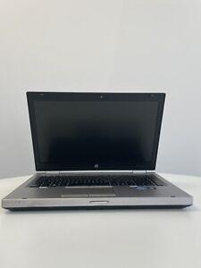 HP EliteBook 8460p, Intel Core i5-2520M, 2.50GHz, 4GB RAM DDR3, 320GB HDD
