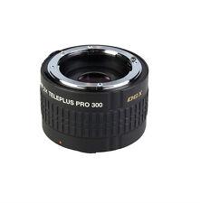 Kenko 2.0X PRO 300 Teleconverter DGX for Canon EOS PRO300 2× C-AF