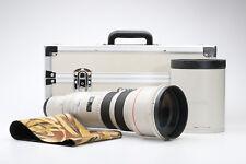 Canon EF 500 mm 4.5 l USM + muy bien (219007)