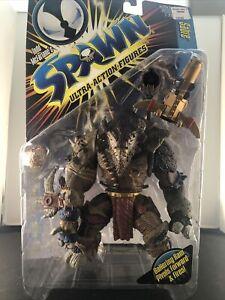 "McFarlane Toys Spawn Series 8 1997 Sabre 6"" Action Figure"