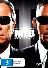 MIB - MEN IN BLACK - BRAND NEW & SEALED R4 DVD (WILL SMITH, TOMMY LEE JONES)
