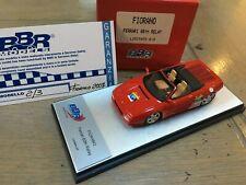 BBR #02/03 Ferrari348 SPIDER 60th Anniversary Relay RARE 1/43