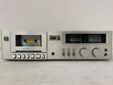 Vintage Technics RS-M205 Stereo Cassette Tape Deck - High Quality - Japan