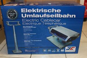 Jägerndorfer Jc 84494 Modellseilbahn Profiset Long Wall C5 1:3 2 New IN Boxed