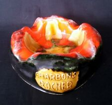 VTG Charbons Rocher (Rock Coal/Charcoal) Ashtray 5 Inch | FREE Delivery UK*