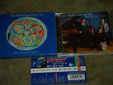 The Chick Corea New Trio Past, Present & Futures Japan CD