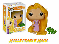 Tangled - Rapunzel and Pascal Pop! Vinyl Figure