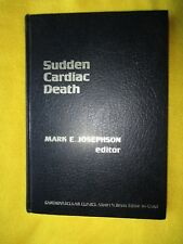 Medical textbook reference book: Sudden Cardiac Death. Heart attack causes drugs