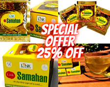 Samahan Natural Herbal Ayurvedic Tea For Cough Cold Remedy Christmas Cold season