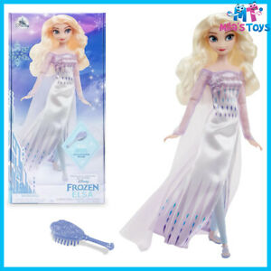 Disney Store Elsa 11 1/2'' Classic Doll – Frozen 2