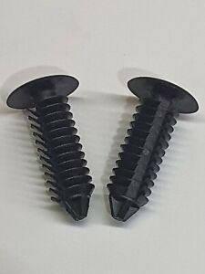 10 x FIR TREE 8mm  PUSH FIT CLIP For BMW Part Number 52201964201