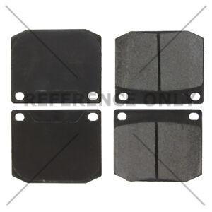 Disc Brake Pad Set-Eng Code: TCF Front Centric 104.00020