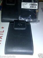 New Blackberry Swivel Holster Case For Blackberry Tour 9630 9650 Curve 8300