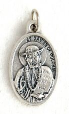 ST DAMIEN OF MOLOKAI Catholic Saint Medal Patron against leprosy lepers NEW
