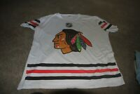 CHICAGO BLACKHAWKS GRISWOLD CHRISTMAS VACATION XXL JERSEY T SHIRT