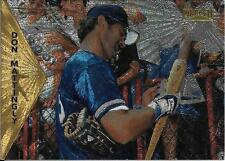 1996 Pinnacle Starburst Artist's Proof #37 Don Mattingly