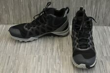 Merrell Siren 3 Mid Waterproof J52896 Hiking Boots, Women's Size 9.5, Black