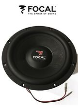 FOCAL SOLUTION 25 A1 SUB SUBWOOFER 10'' 25cm 300W RICAMBIO - SOLO ALTOPARLANTE