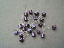Condensatore elettrolitico radiale 16v 120uf 105' 20 PEZZI ol0106