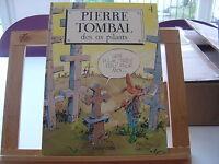 PIERRE TOMBAL T4 EO1987 TBE DES OS PILANTS