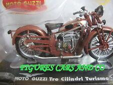 1/24   MOTO  GUZZI  TRE CILINDRI TURISMO 1932-1933 STARLINE MOTORCYCLE  MOTORRAD