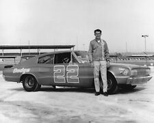 1970 Nascar Driver ROBERT 'BOBBY' ALLISON Glossy 8x10 Photo Stock Car Poster
