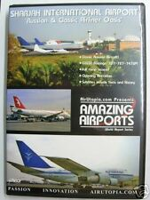 Airlines DVD - AMAZING AIRPORTS - SHARJAH United Arab EMIRATES