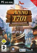 ANNO 1701 The Sunken Dragon - Expansion Pack PC NEW